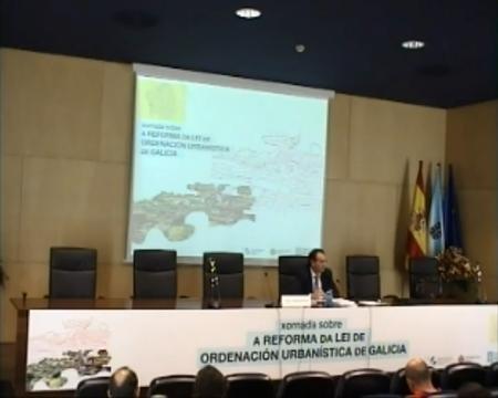Edición de Vigo - Juan Raposo Arceo, profesor titular da Universidade da Coruña (UDC)  - Novas Xornadas sobre A Reforma da Lei de Ordenación Urbanística de Galicia